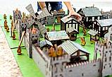 Замок-конструктор MINI-4 920х1020 мм Nestwood, фото 5