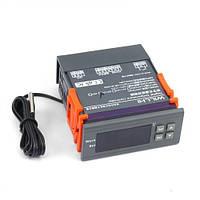 Электронный термостат программируемый на микроконтроллере регулятор температуры с датчиком -50 - 110 220 В