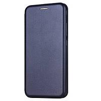 Чехол Fiji G.C. для Xiaomi Redmi K30 книжка магнитная Dark Blue
