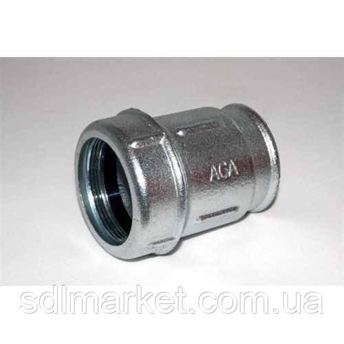 AGAflex Соединение зажим с внутрен. резьбой IK  2