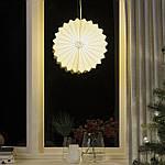 IKEA STRALA Абажур, оригами/белый (104.741.97), фото 2