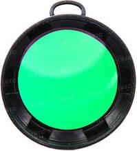 Світлофільтр Olight FM10-G 23 мм зелений