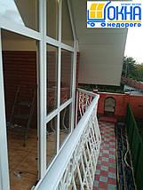 Вікна трапеція ПВХ, фото 3