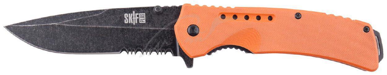 Нож SKIF Plus Tactic Orange