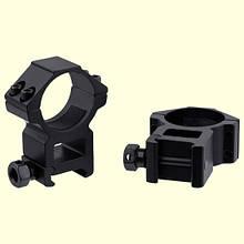 Крепление-кольца Beeman FTMA024, 30 мм, Weaver, высокое