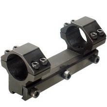 """Крепление Accushot (Leapers) RGPM2PA-25M4 для винтовок с планкой """"ласточкин хвост"""" Среднее"""