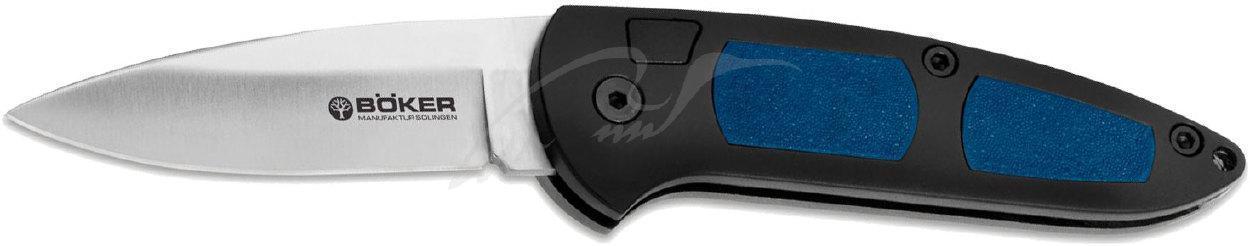 Нож Boker Speedlock I Standard blue