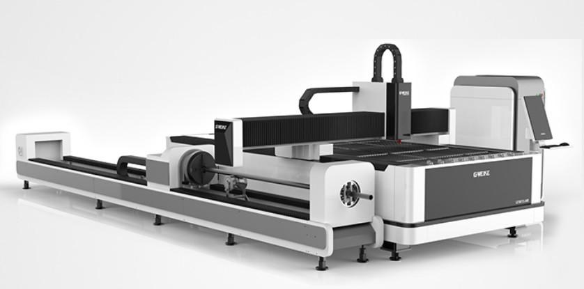 Верстат лазерного різання GWEIKE LF3015LNR IPG 1000W (з опцією різання труби)