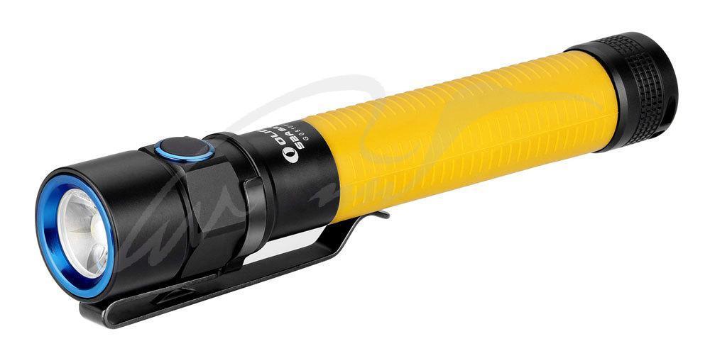 Светодиодный фонарь Olight S2A Baton жёлтый