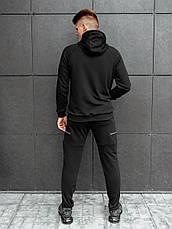 Спортивный костюм  BEZET Zipper black'20 - M, фото 3