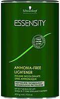 Осветляющая пудра без аммиака Essensity Schwarzkopf Professional, 450 г
