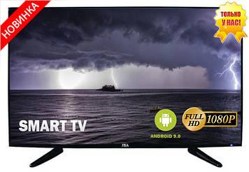 """Акция! Телевизор JBA 42"""" I Android 9.0/Smart TV/DVB/T2/FullHD/USB/"""
