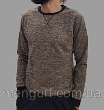 Лонгслив чоловічий з принтом mengurt.com.ua, фото 2