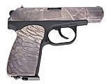 Пневматический пистолет ижмех байкал мр-654к (камуфляж), фото 2