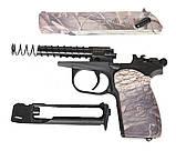 Пневматический пистолет ижмех байкал мр-654к (камуфляж), фото 4