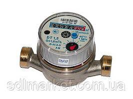 Лічильник холодної води Gidrotek E-T 1,6U 1/2зі штуцером (110мм)