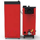 Автоматизированный котел 20 кВт Ретра-5М Comfort, твердотопливный котел, фото 3