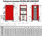 Автоматизированный котел 20 кВт Ретра-5М Comfort, твердотопливный котел, фото 10