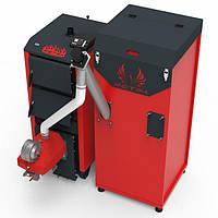 Котел на твердом топливе 32 кВт Ретра-5М Comfort автоматизированный