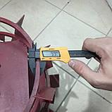 Колеса с грунт-ми 400/150(10*10) МБ СТАНДАРТ(3мм), фото 2