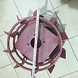Колеса с грунт-ми 400/150(10*10) МБ СТАНДАРТ(3мм), фото 6