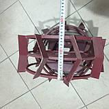 Колеса с грунт-ми 400/150(10*10) МБ СТАНДАРТ(3мм), фото 5