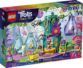 Lego Trolls World Tour Праздник в Поп-сити (41255)