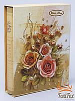 Фотоальбом на 200 фото 10*15 см букет роз