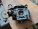 Дросельна заслонка пассат 1.8 моноінжектор бензин.3435201528, фото 2