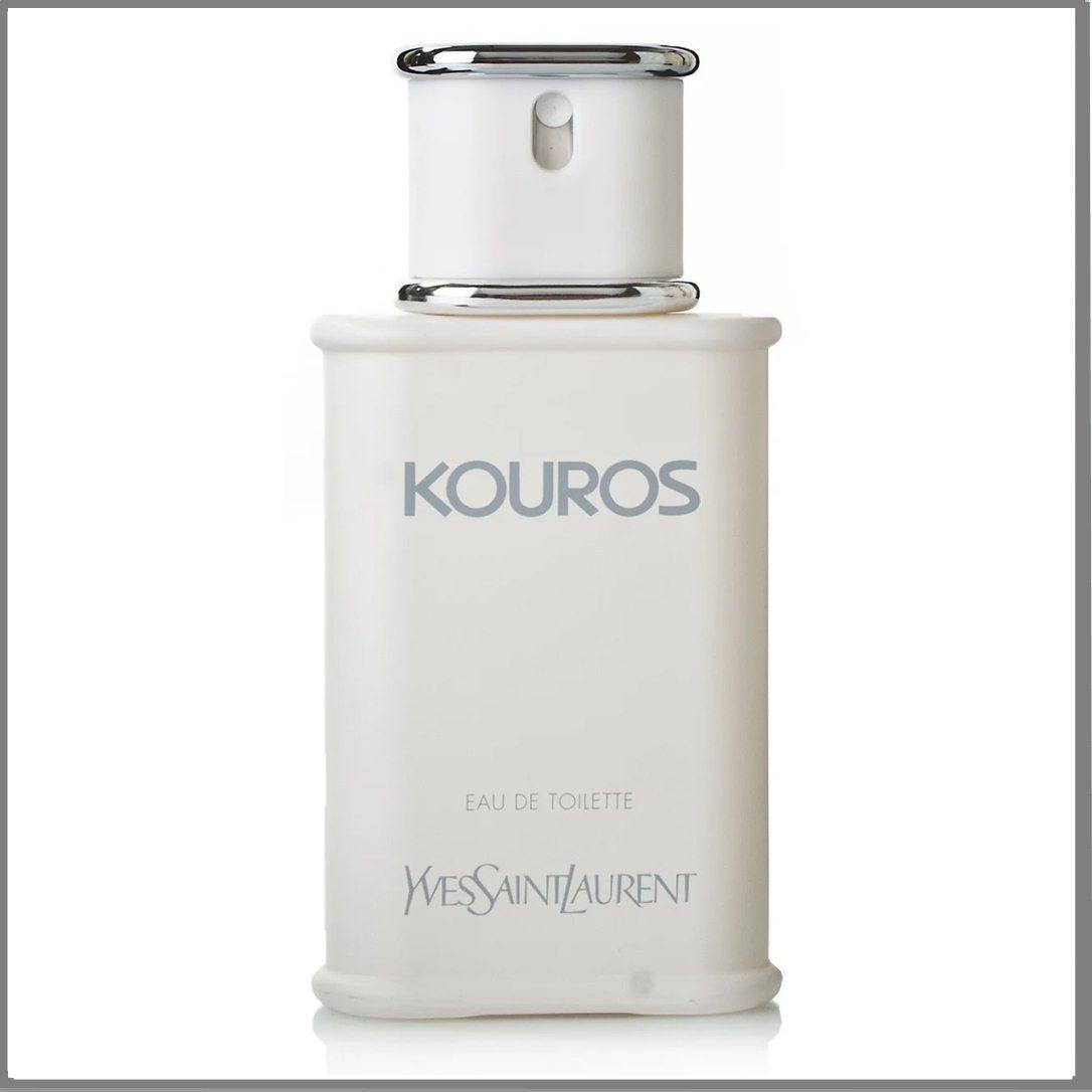 Yves Saint Laurent Kouros туалетная вода 100 ml. (Тестер Ив Сен Лоран Коурос)