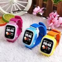 Детские умные смарт часы Q90S/100 с GPS и кнопкой SOS
