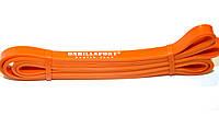 Латексная петля для фитнеса 2080 (ширина 13 мм оранжевая 3-16 кг), фото 1