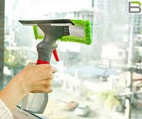 Щітка для миття вікон Easy Glass 3 in 1 Spray Window Cleaner № F08-53