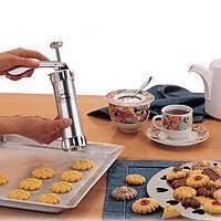 Кондитерский шприц пресс для печенья Biscuits №K12-65