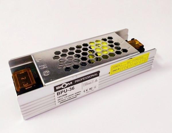 Блок питания Professional DC12 36W 3А 115*40*25