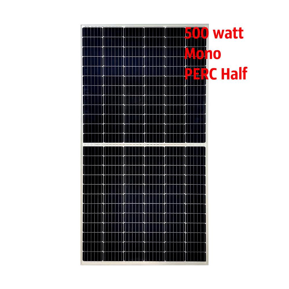 Солнечная батарея 500 Вт Моно Longi Solar LR4-72HPH PERC Half