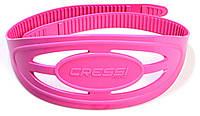 Ремінець гумовий до масці рожевий F1 (Cressi-Sub)