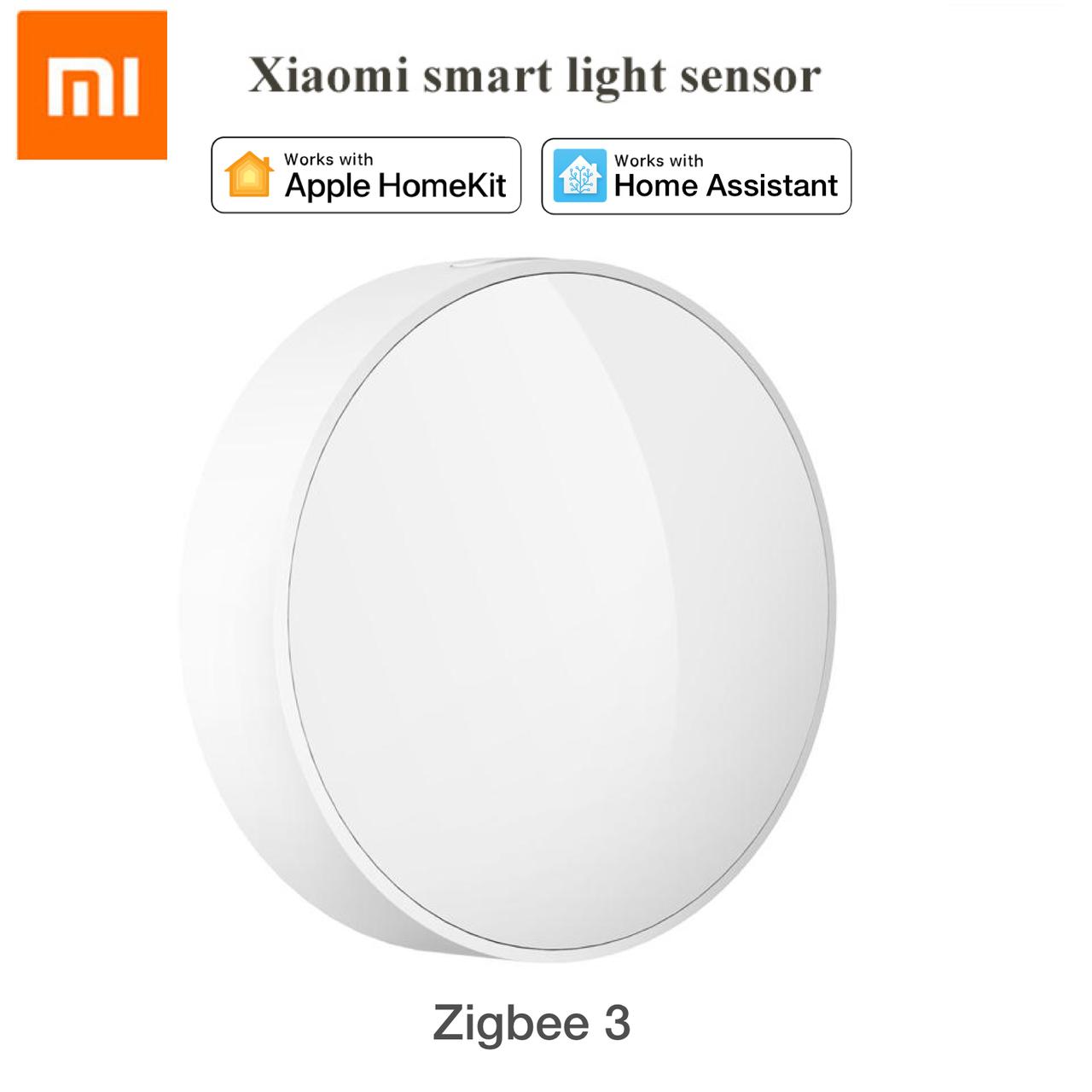 Датчик освітленості Xiaomi Mijia Smart Light Sensor водостойкий GZCGQ01LM Zigbee HomeKit (Датчик освещенности)