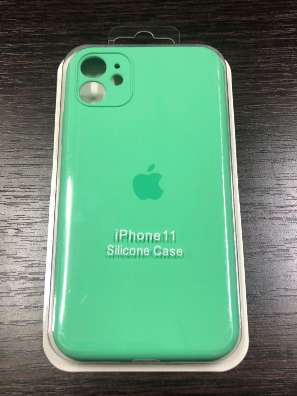 "Чехол для iPhone 11 (silicon case - Full Cover) ""Мелисса - №50"""