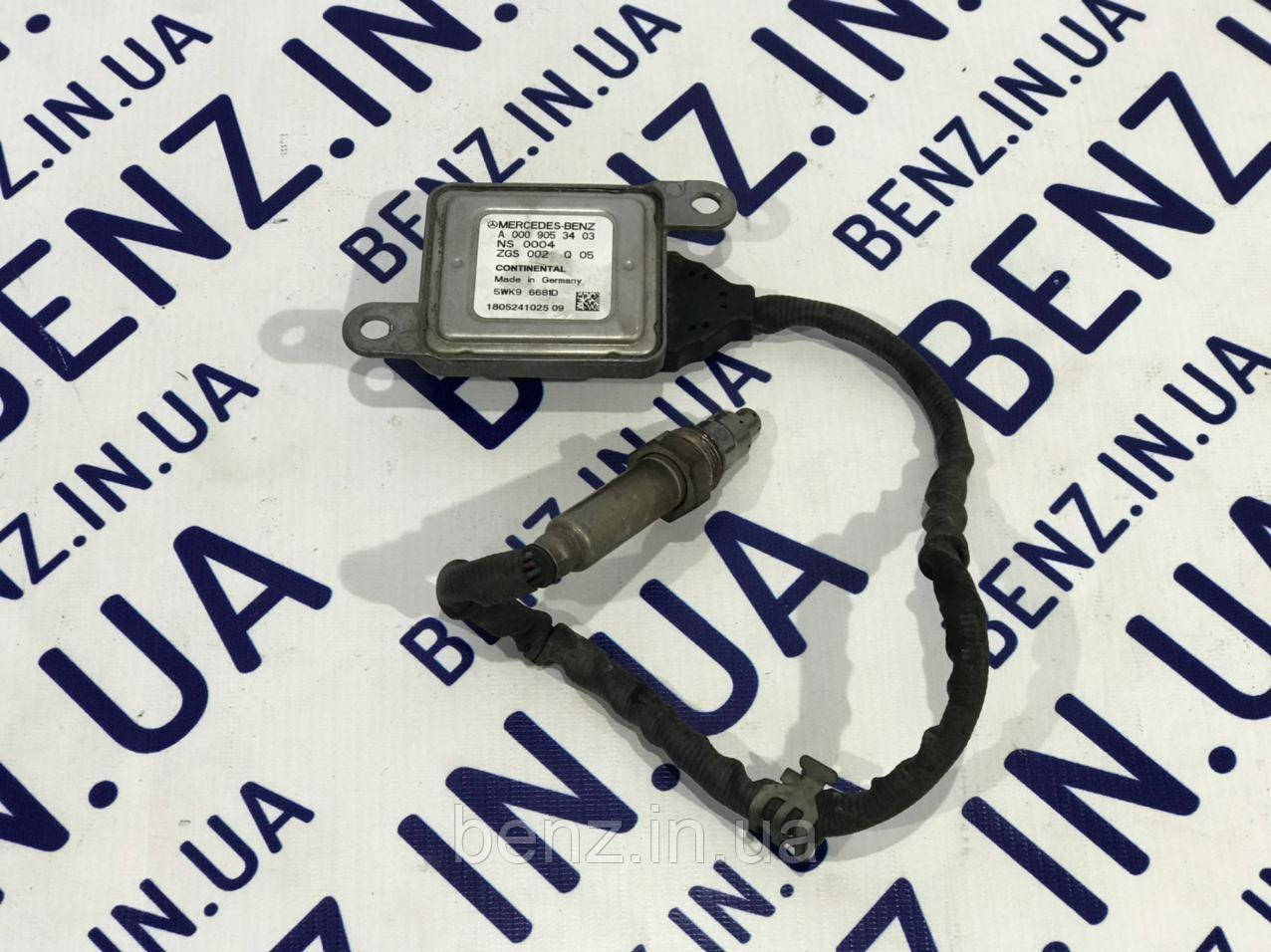 Датчик каталізатора NOX Mercedes W212/W204/C207/W906 A0009053403