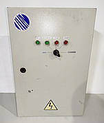 Б/У Блок управління опалювальними агрегатами БУ-2-22.5. Щит управління вентиляцією 400х250х600 мм