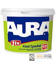 TM AURA Fix Finish Spackel АКРИЛОВАЯ ФИНИШНАЯ ШПАТЛЕВКА (ТМ Аура), 16.5 кг