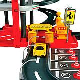 Игровой набор Bburago Гараж Ferrari (3 уровня, 2 машинки 1:43), фото 3