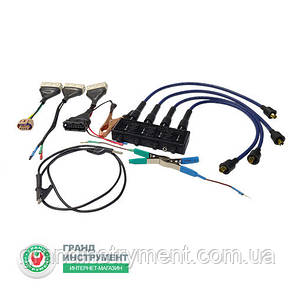 Розрядник з комплектом перехідників для перевірки модулів і котушок запалювання (шт)