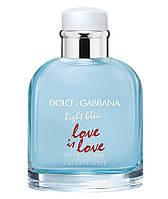 Dolce & Gabbana Light Blue Love Is Love Pour Homme  125 ml (tester)
