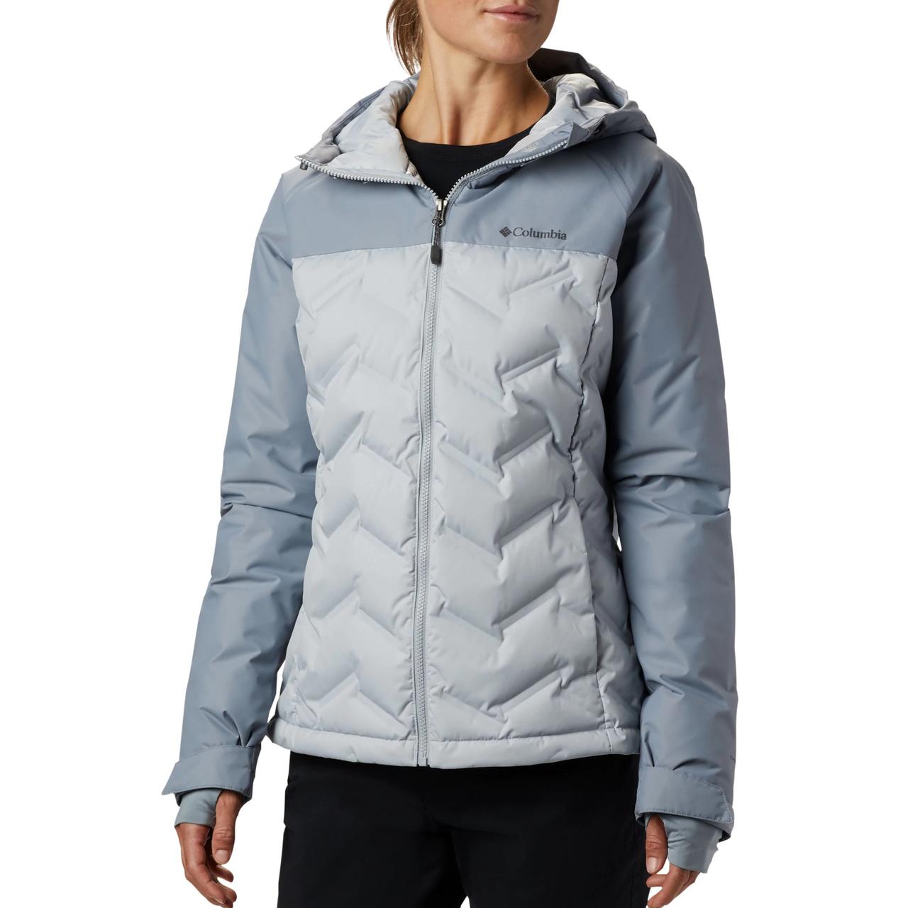 Женская пуховая куртка Columbia Grand Trek Down Jacket РАЗМЕР L