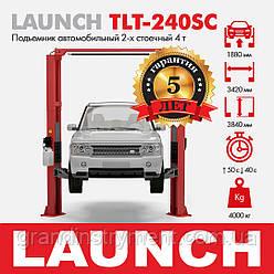 Підйомник двостійковий гідравлічний LAUNCH TLT-240SC-220