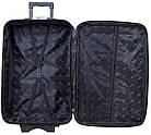 Комплект валіза + кейс Bonro Style середній дорожній набір, фото 5