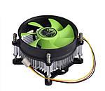 Кулер для процессора Intel Core I7/I5/I3 - на процессор LGA 1155/1156 та вентилятор CPU-CW917A