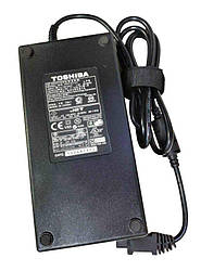 Блок питания для ноутбука Toshiba 180W 19V 9.5A 4 трапеция ADP-09T Orig